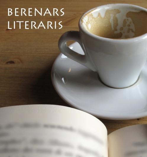 El darrer dels Berenars Literaris serà amb Alfons Codina i Pere Miquel Fonolleda