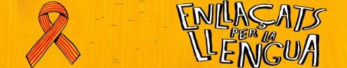 El Centre de la Cultura Catalana s'adhereix a la campanya ENLLAÇATS PER LA LLENGUA