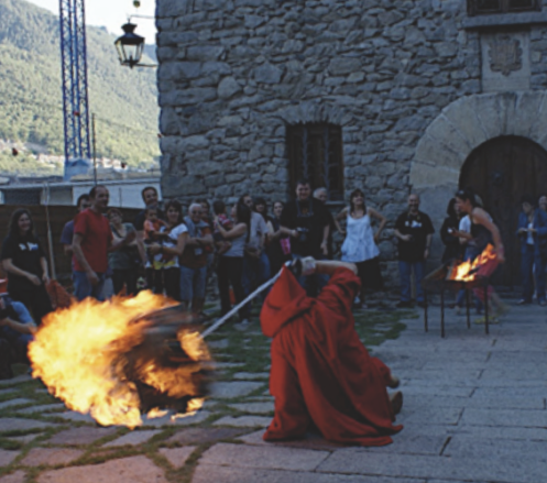 Sant Joan - La Flama del Canigó