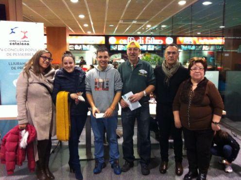 Entregats els premis del 17è Concurs Popular de Pessebres